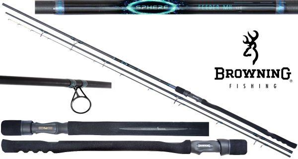 Browning Sphere Feeder Rod