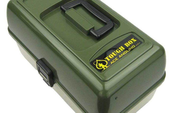 Fishing Tackle Seat Box Includes Padded Strap