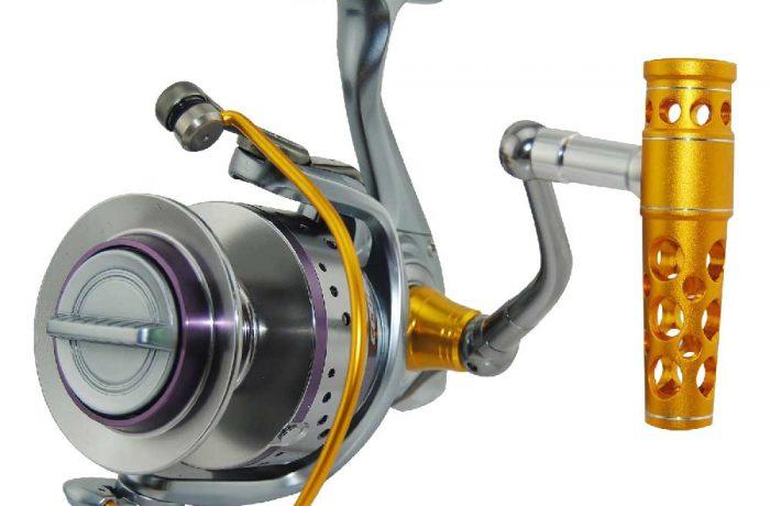 Ecooda Hornet Series Premium Heavy Duty Spinning Reel Waterproof Metal