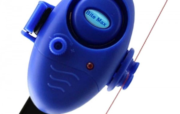 Bite Max Fishing Micro Bite Alarm Indicator