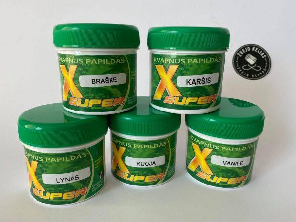 X-super, Kvapnus Aromatas