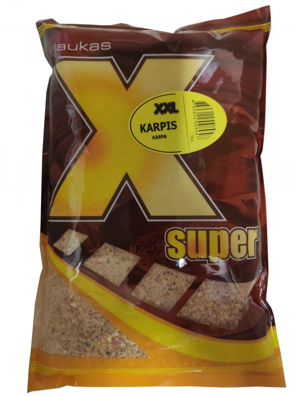 X-Super 1kg XXL Karpis