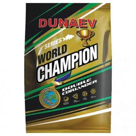 JAUKAS DUNAEV WORLD CHAMPION DOUBLE...