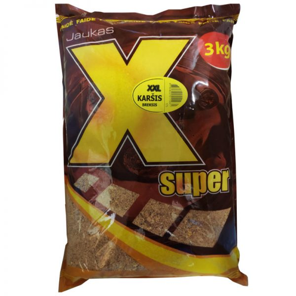 X-Super 3kg (XXL Karšis)