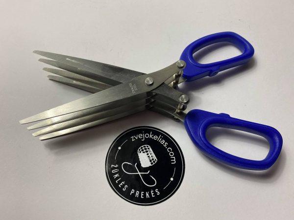 Žirklės sliekams Worm scissors