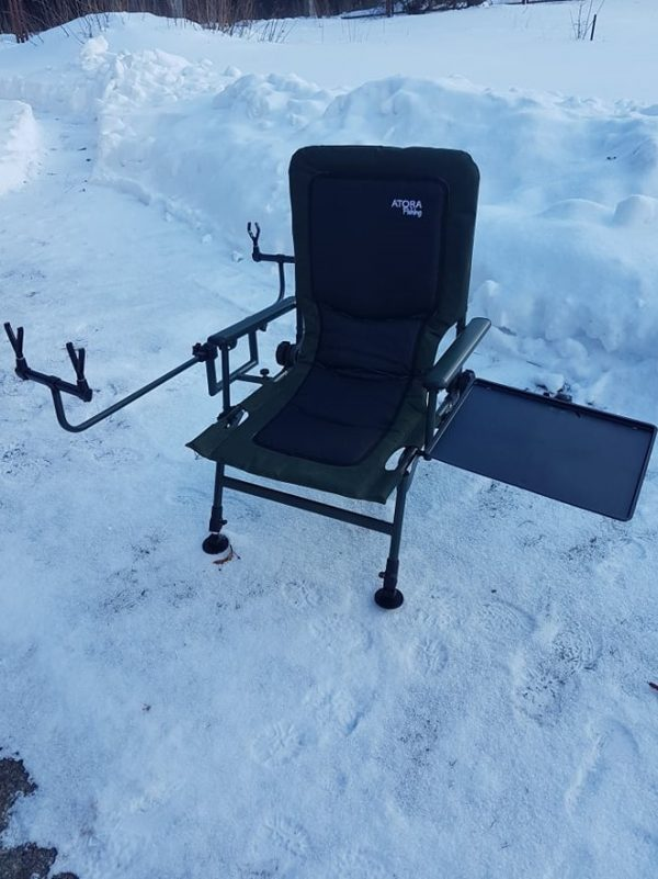 Kėdė ATORA su priedais