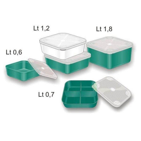 Masalų dėžutės Stonfo Quadrate