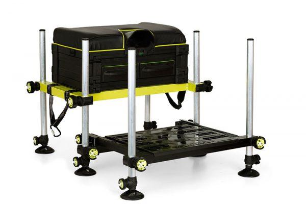 Platforma MATRIX P25 MK2 SEATBOX