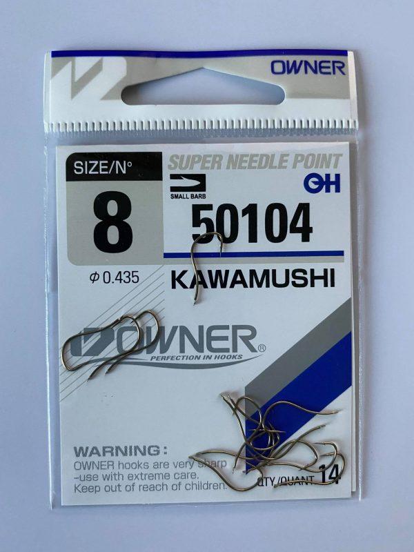 """Kabliukai """"Owner"""" Kawamushi50104"""