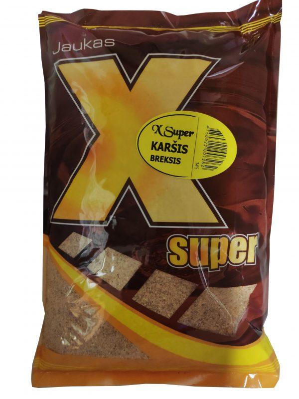 X-Super 1kg Karšis