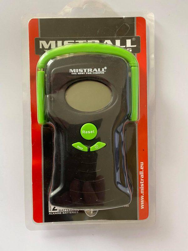 Mistrall green Svarstyklės