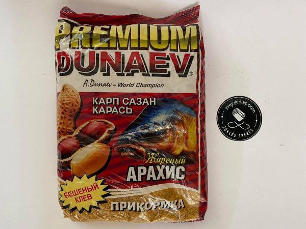 Jaukas Dunaev Premium Karpis arachisas