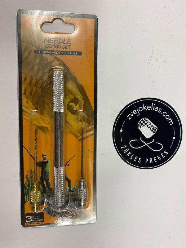 Įrankių rinkinys Needle combo set