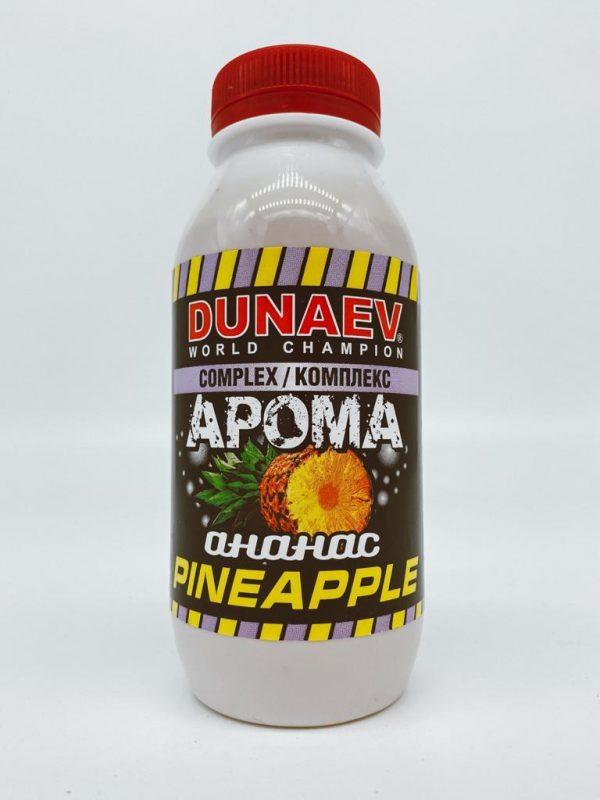 Aromatinis skystis Dunaev Ananasas 250ml