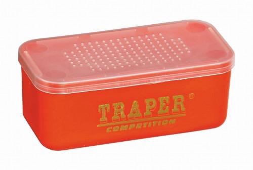 Traper dėžutė 13x6x5 cm.