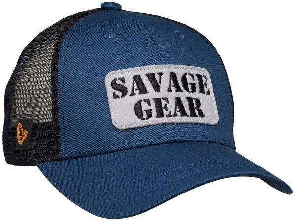 Savage Gear Logo Badge Cap