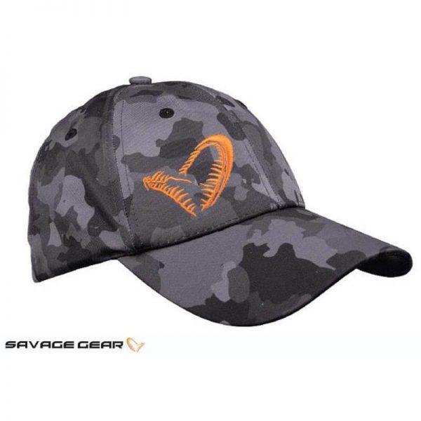 SG BLACK SAVAGE CAP