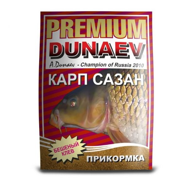 Dunaev Premium Karpis-Sazanas