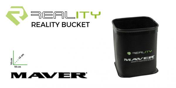 Maver Reality EVA kibirėlis