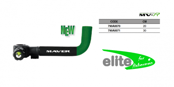 Maver MVR accessory arms